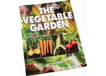 The Vegetable Garden Big Book. This book depicts growing plants and its stages.