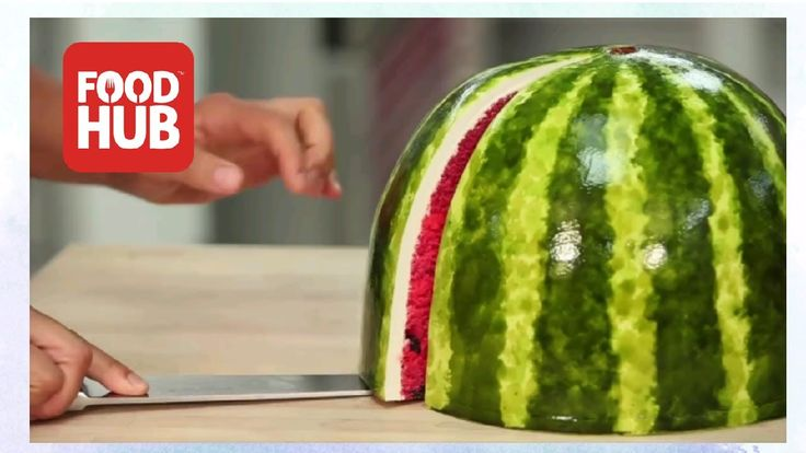 How to make Water Mellon Cake