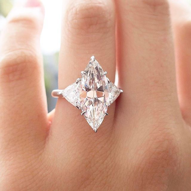 Pin On Engagement And Wedding Rings