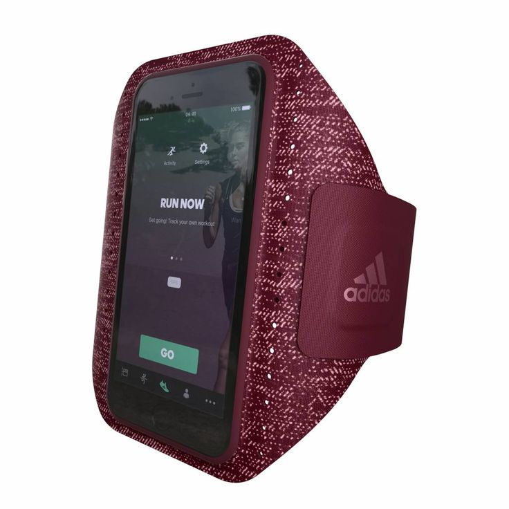 adidas Sports Rode Sports Armband voor de iPhone 8 / 7 / 6s / 6