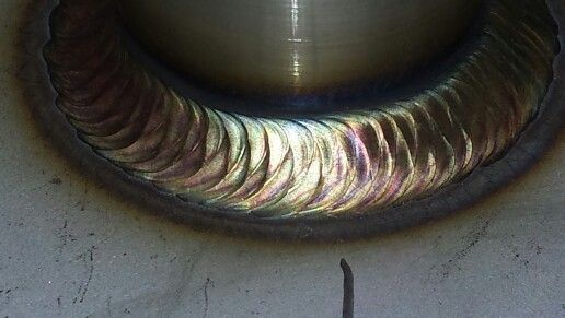 TIG Welding Stainless Steel Basics