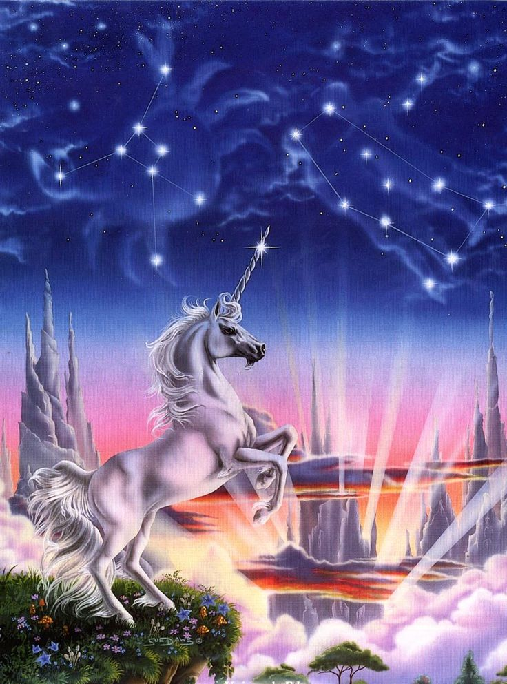 unicorn | Unicorn Pictures for Download in Unicorn Dreams at Lair 2000