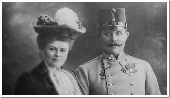 O assassinato do Arquiduque  Francisco Fernando da Áustria,Um dos 5 assassinatos que mudaram a história do mundo inteiro