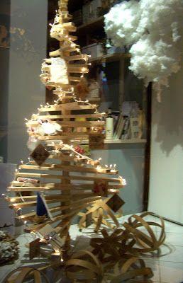 Κατασκευή Χριστουγεννιάτικου δέντρου
