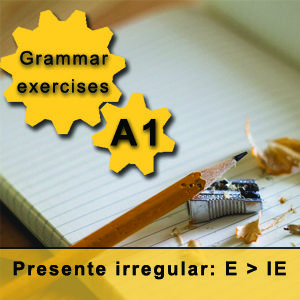Free grammar exercises to practice your Spanish grammar