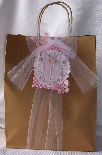 New Baby Gift Bag by !Beth! - Cards and Paper Crafts at Splitcoaststampers