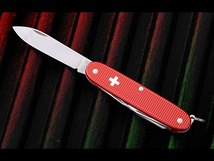 Victorinox Alox Deluxe Tinker.  See all of our Swiss Army Knives... http://www.osograndeknives.com/store/catalog/swiss-army-knives-391-1.html
