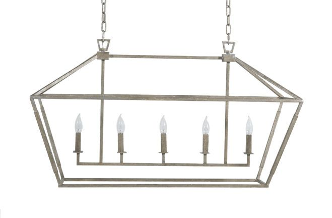 Chandelier lighting in 2019Dining Amelia Rectangular DH92IYWE