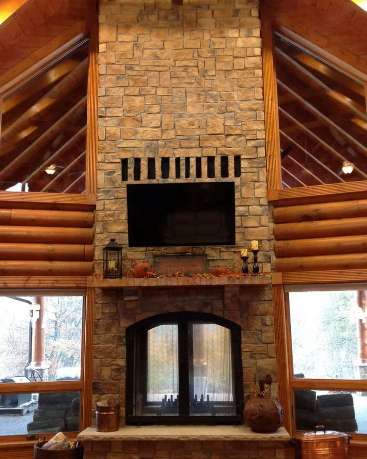 Best 25+ Two sided fireplace ideas on Pinterest