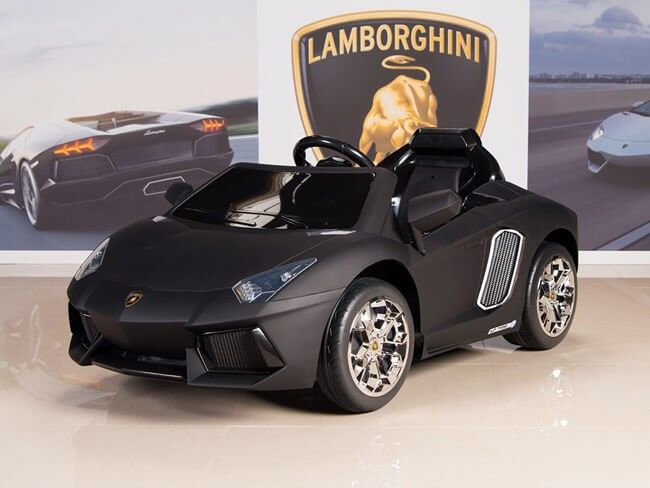 Kids Lamborghini Aventador | MyBabyNeedThis | Prepare your little one to become a cool dude and let him taste one of the coolest things in the planet by getting them into this scaled-down toddler version of Lamborghini Aventador ride on car