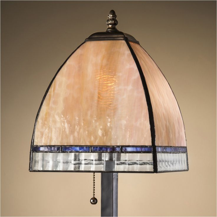 j devlin table lamp tiffany styled stained glass table lamps - Lamp Shades For Table Lamps