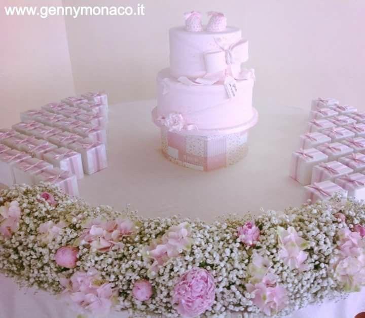 Baby party design and arrangement