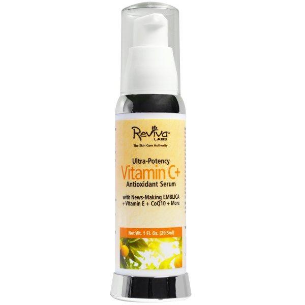 Reviva Labs, Ultra-Potency Vitamin C+ Antioxidant Serum, 1 fl oz (29.5 ml)
