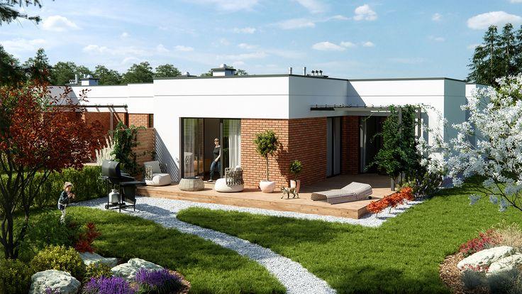 Dom m | park w Osielsku  Typ 3. Dom z ogrodem dla rodzin.   #mpark #dom #osielsko #bydgoszcz #nowedomy #deweloper