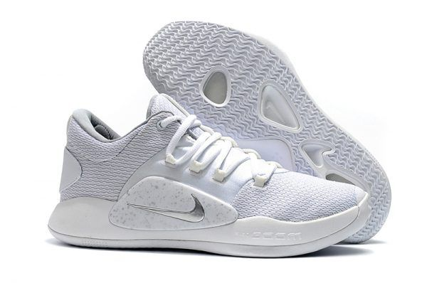 2018 Nike Hyperdunk X Low EP White Pure Platinum AR0465-100 in 2019 ... 4d3619ddd0