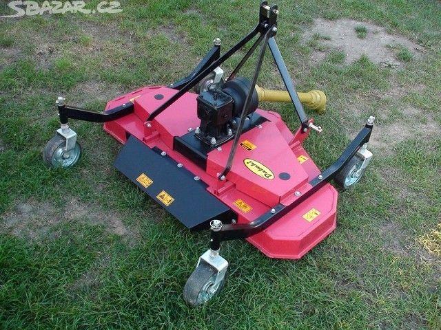 Prodám nový mulčovač - sekačka FM120 Dabaki - obrázek číslo 5