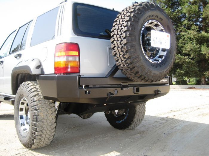 JZJRTC-P: ZJ REAR BUMPER W/TIRE CARRIER | Jeep | Pinterest | Metals, Ideas and DIY and crafts