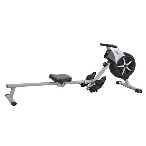 Sunny Health & Fitness SF-RW5633 Air Rowing Machine Rower w/ LCD Monitor //Price: $233.76 & FREE Shipping //     #hashtag1