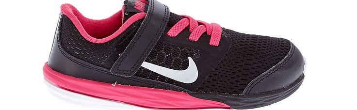 Αυτή την ευκαιρία δεν πρέπει να την χάσεις:NIKE - Βρεφικά παπούτσια Nike KIDS FUSION (TDV) μαύρα στην μοναδική τιμή των...