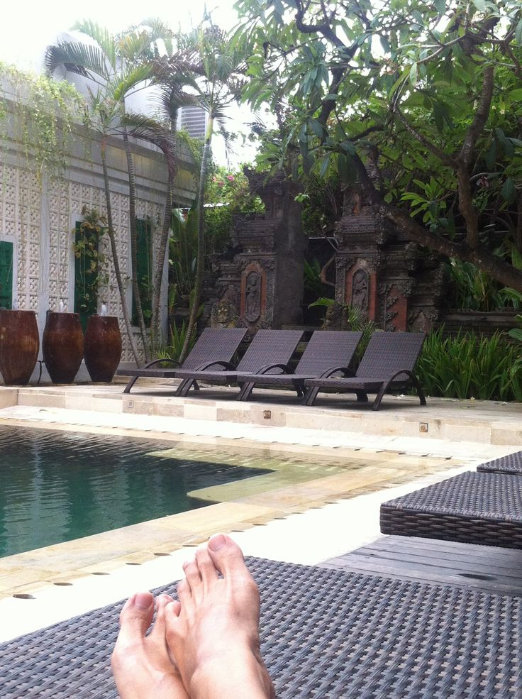 @Maharani Beach Hotel, Kuta - Bali