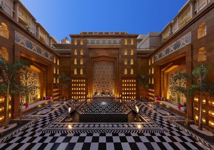 Inner Courtyard | The Leela Udaipur |