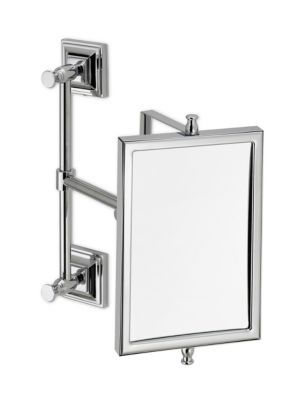 No Bathroom Is Complete Without A Mirror And This Extendable Wall Mounted Makes For