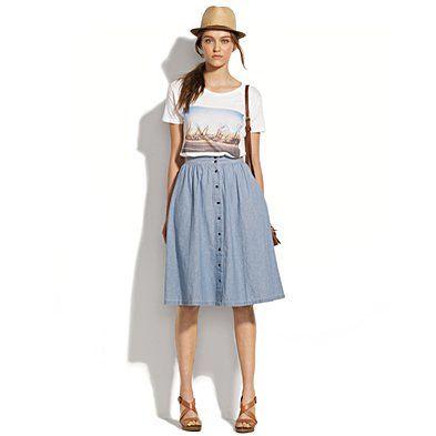 sightseer skirt