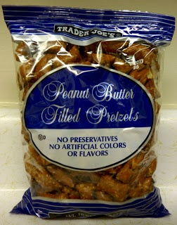 What's Good at Trader Joe's?: Trader Joe's Peanut Butter Filled Pretzels