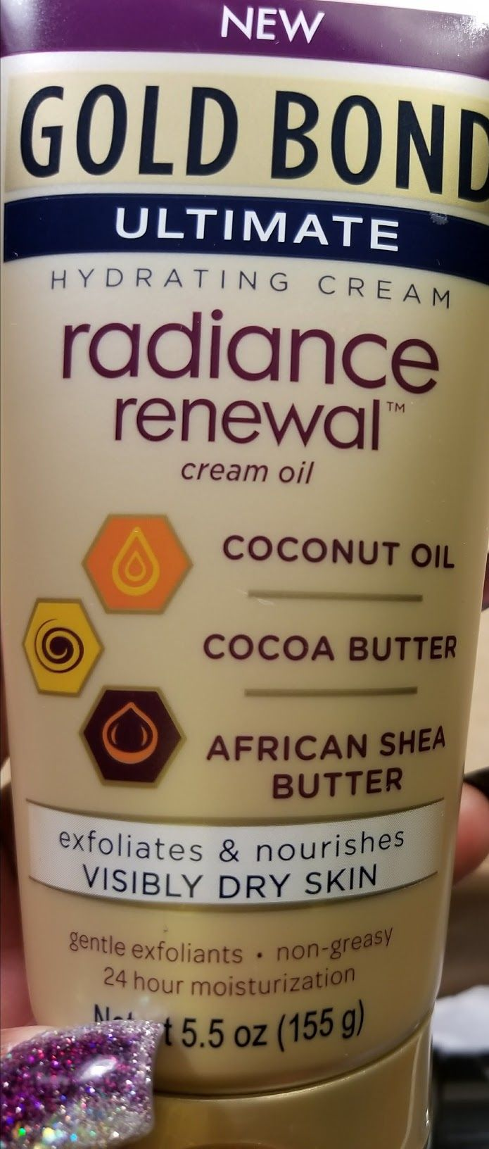 Gold Bond Ultimate Radiance Renewal Lotion Dazzlevoxbox Goldbond