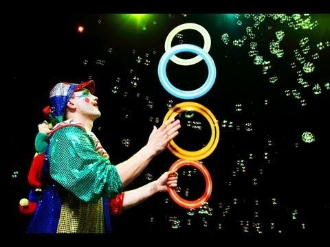 Circus Clown Act - Funny Clown Performance for kids on Birthday Party :58