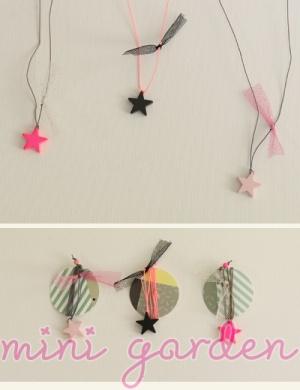 bien a bien 13SS-bi/ac012-014 bien litte star necklace - 3 colors