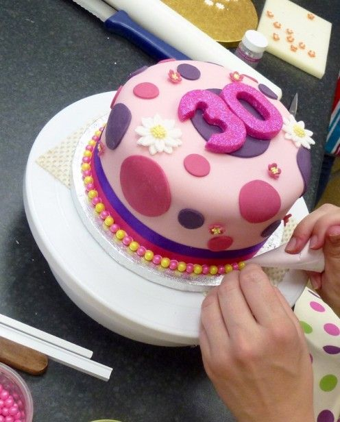 Cake Decorating Course For Beginners : 1000+ ideas about Beginner Cake Decorating on Pinterest ...