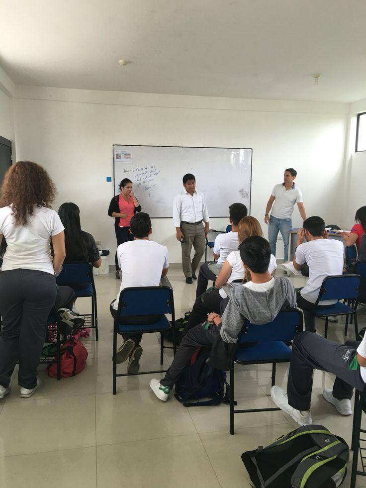 Socializar las acciones con los estudiantes