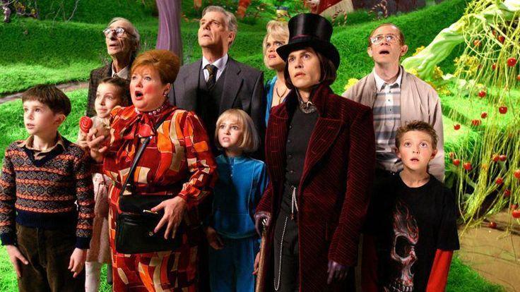 Charlie et la chocolaterie : un Tim Burton à croquer