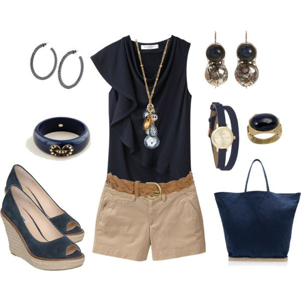 easy summer outfit