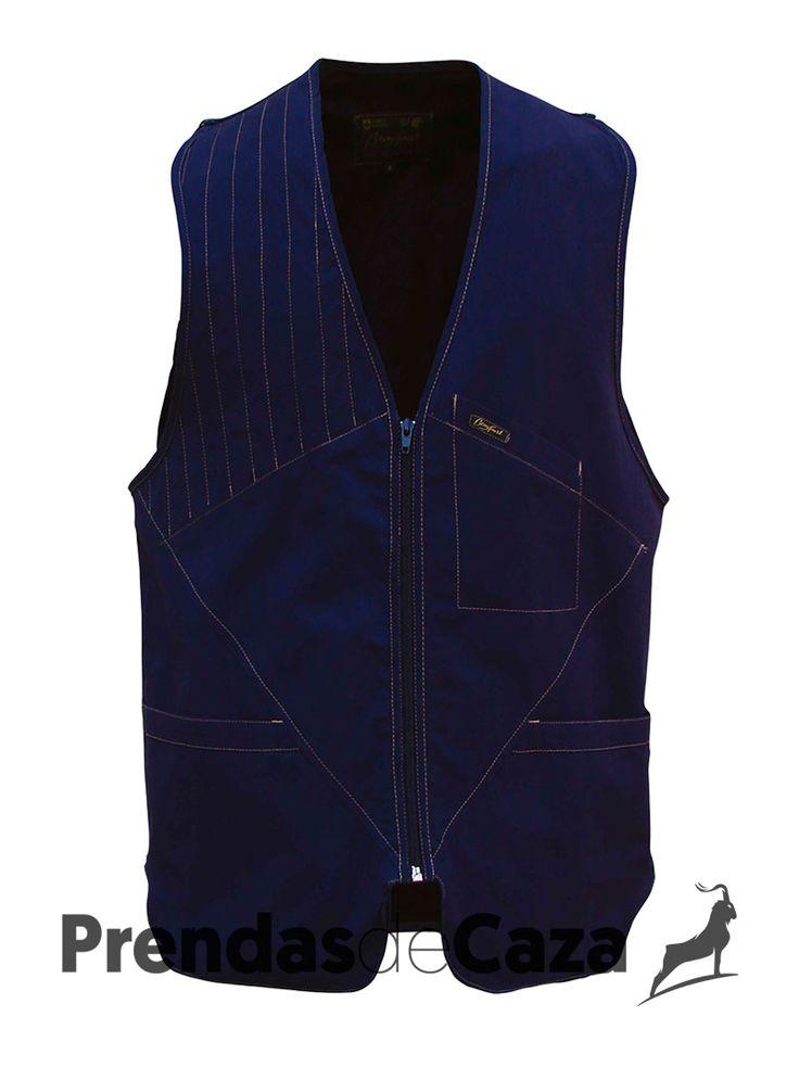 Chaleco Bason Azul 19'89€ #prendasdecaza #ropa #caza #deporte