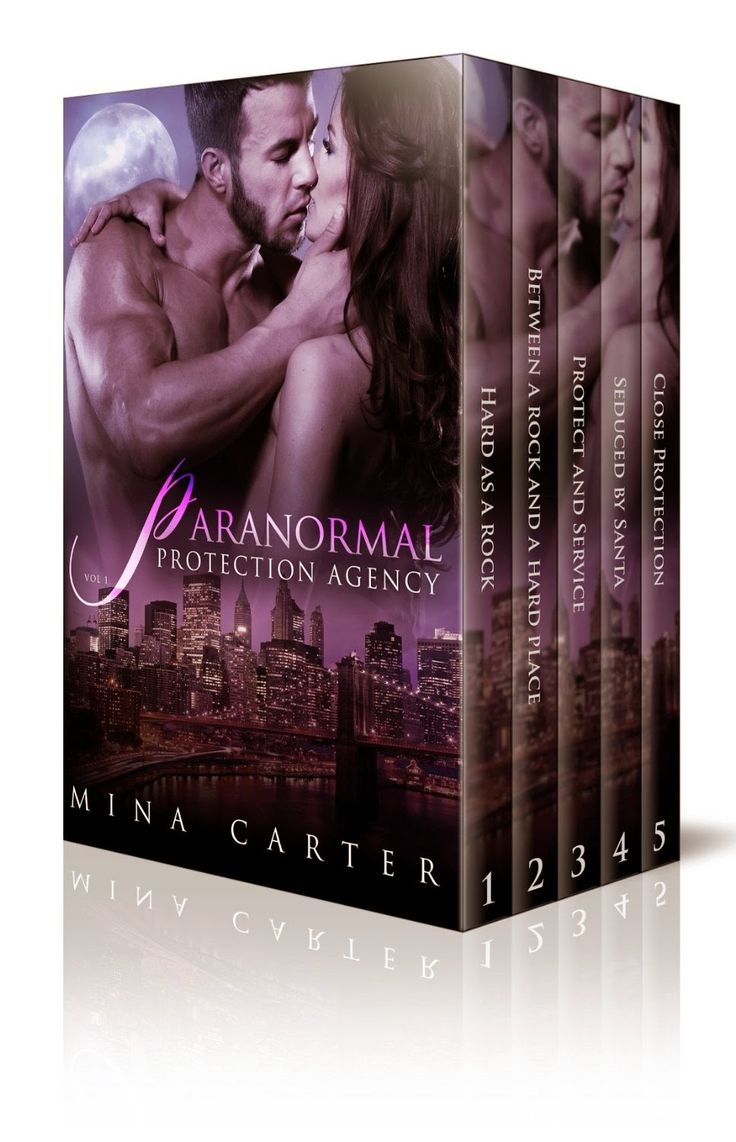 My Tangled Skeins Book Reviews: Spotlight: Mina Carter's Paranormal  Protection Agency