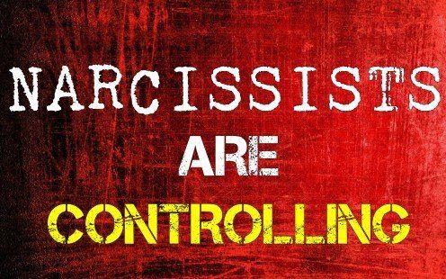 Narcissists Are Controlling | Narcissist, Narcissistic