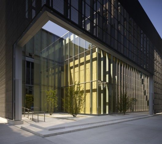 The Poetry Foundation. Such a beautiful building.     Poetry Foundation / John Ronan Architects   ArchDaily