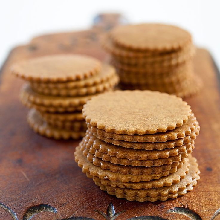 America's Test Kitchen Moravian Spice Cookies recipe