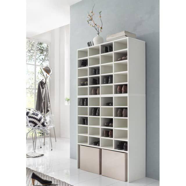 die besten 25 offene garderobe ideen auf pinterest kleiderschrank ideen offener schrank und. Black Bedroom Furniture Sets. Home Design Ideas