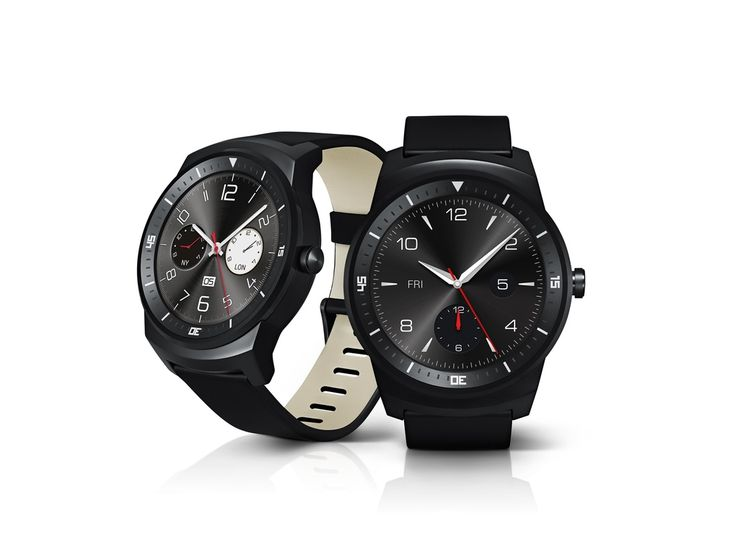 The LG G Watch R is a round, retro smartwatch with good looks to spare | The Verge
