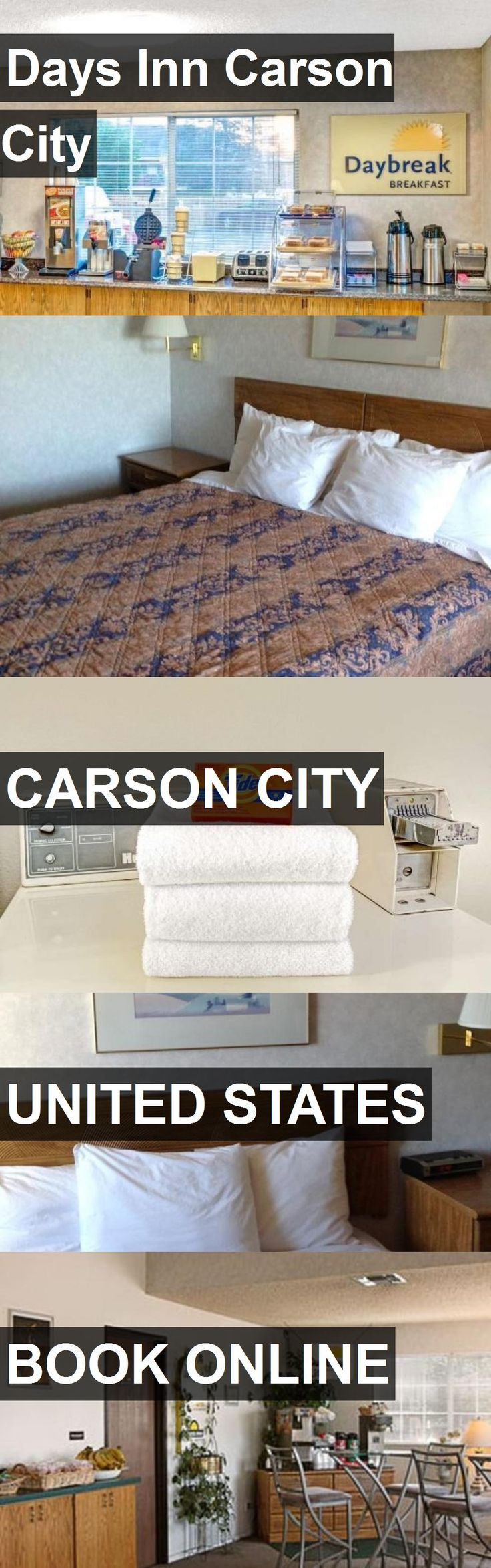 Hotel Days Inn Carson City in Carson City, United States. For more information, photos, reviews and best prices please follow the link. #UnitedStates #CarsonCity #DaysInnCarsonCity #hotel #travel #vacation