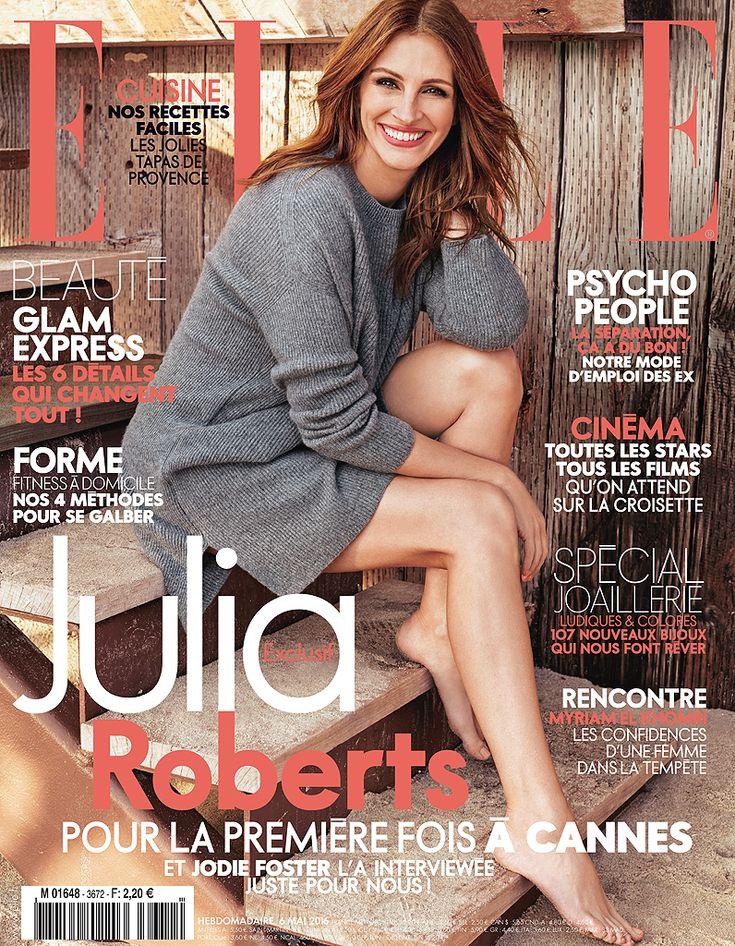 Julia Roberts pour Elle