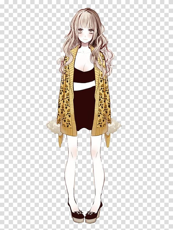 Female Anime Character Transparent Background Png Clipart Female Anime Anime Anime Characters