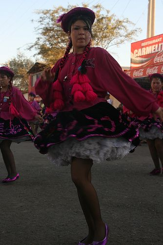 Fiesta-de-la-Tirana-en-Chile