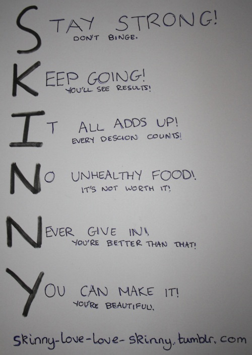 Skinny !
