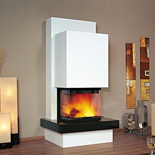 1000 images about modern wood stoves and inserts on for Modern wood burning insert