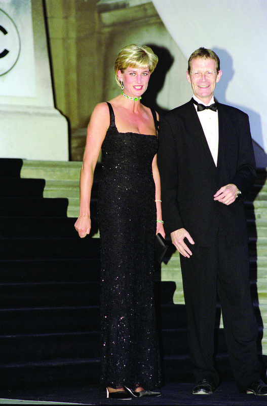 Princess Diana 1997 on her 36th birthday approximately 6 weeks before she died