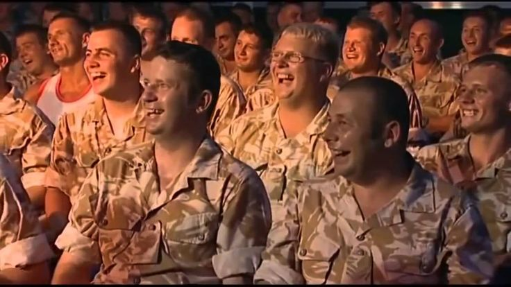 Jim Davidson: On The Offensive Live With The UK Troops || 2014 Stand-Up Comedy